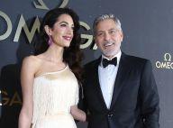 George Clooney et Amal : Couple hollywoodien pour une soirée dans l'espace