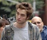 Robert Pattinson sur le tournage de  Remember Me , à New York. 15/06/09