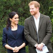 """Meghan Markle et Harry : Archie, un prénom qu'ils avaient déjà """"liké"""" en public"""
