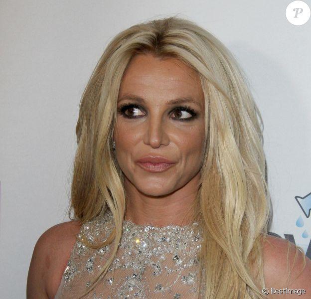 Britney Spears à la 4ème soirée annuelle Hollywood Beauty Awards au Avalon à Hollywood le 25 février 2018. © CPA / Bestimage