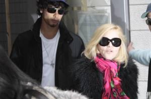Jesus Luz, le toyboy de Madonna, est partout : après Dolce & Gabbana, il est dans la campagne de... Pepe Jeans !
