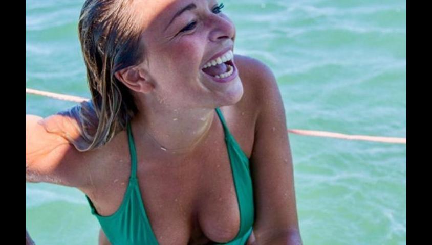 """Cindy de """"Koh-Lanta"""" divine en bikini - Instagram, 11 mai 2019"""