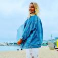 "Cindy de ""Koh-Lanta"" à Barcelone - Instagram, 10 mai 2019"