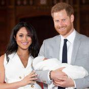 Meghan Markle maman : adorable photo d'Archie pour sa première fête des mères