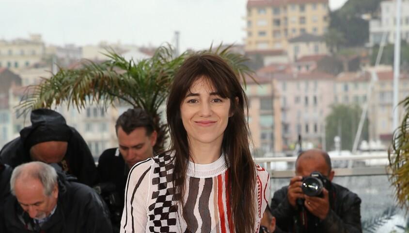 """Charlotte Gainsbourg - Photocall du film """"Incompresa"""" lors du 67ème Festival International du Film de Cannes, le 22 mai 2014."""