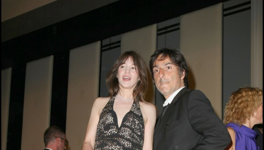 Charlotte Gainsbourg, prix d'interprétation à Cannes pour le film Antichrist en 2009