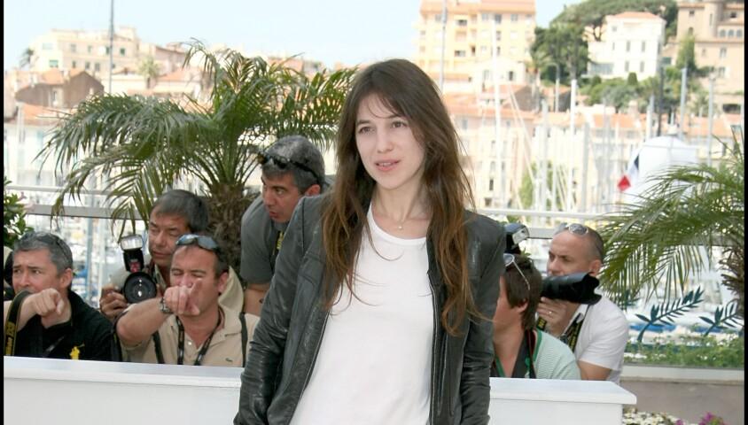 Charlotte Gainsbourg - Photocall du film Antichrist au Festival de Cannes 2009