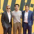 """George Clooney, Christopher Abbott, Kyle Chandler - Photocall de la série """"Catch-22"""" à """"The Space Cinema Moderno"""" à Rome. Le 13 mai 2019"""