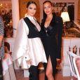 Nabilla Benattia enceinte et stylée pour une soirée de Jean-Paul Gaultier - 24 avril 2019, Instagram