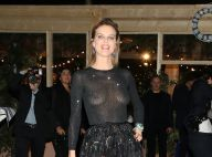 Eva Herzigova : Scintillante et sexy à Cannes, sur invitation de Dior