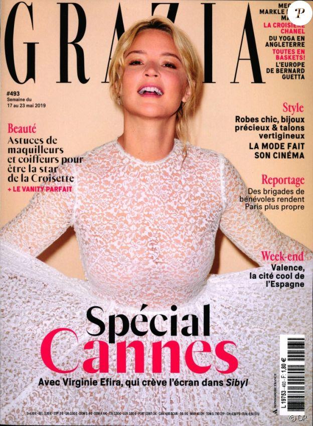 Le magazine Grazia du 17 mai 2019
