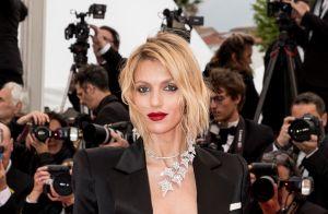 Festival de Cannes : Anja Rubik, sans rien sous sa veste, affole le red carpet