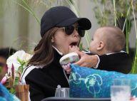 Eva Longoria : Maman gaga avec Santiago, prend une pause en plein Cannes