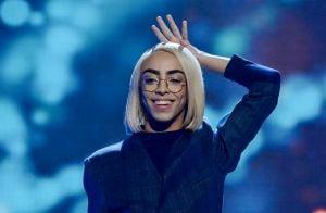Bilal Hassani, 14e à l'Eurovision :