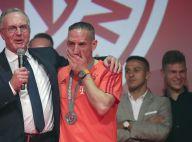 Franck Ribery : Larmes et but en or pour ses adieux au Bayern