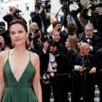 "Virginie Ledoyen - Montée des marches du film ""Once upon a time... in Hollywood"" lors du 72ème Festival International du Film de Cannes. Le 21 mai 2019 © Jacovides-Moreau / Bestimage"