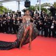 "Leomie Anderson - Montée des marches du film ""Once upon a time... in Hollywood"" lors du 72ème Festival International du Film de Cannes. Le 21 mai 2019 © Borde / Bestimage"
