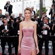 "Josephine Skriver - Montée des marches du film ""Once upon a time... in Hollywood"" lors du 72ème Festival International du Film de Cannes. Le 21 mai 2019 © Jacovides-Moreau / Bestimage"