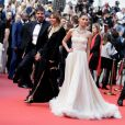 "Camila Morrone - Montée des marches du film ""Once upon a time... in Hollywood"" lors du 72ème Festival International du Film de Cannes. Le 21 mai 2019 © Jacovides-Moreau / Bestimage"