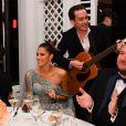 """Exclusif - Iris Mittenaere - Intérieur - Soirée De Grisogono """"Technicolor"""" à l'hôtel Eden Roc au Cap d'Antibes lors du 72ème Festival International du Film de Cannes, le 21 mai 2019. © Bruno Bebert/Bestimage"""