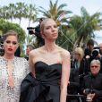 """Doutzen Kroes, Valentijn de Hingh à la projection du film """"Once Upon a Time... in Hollywood"""" lors du 72ème Festival International du Film de Cannes, France, le 21 mai 2019. © Borde / Bestimage"""