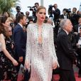 """Doutzen Kroesà la projection du film """"Once Upon a Time... in Hollywood"""" lors du 72ème Festival International du Film de Cannes, France, le 21 mai 2019. © Borde / Bestimage"""