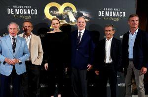 Charlene de Monaco, sport-chic pour les 90 ans du Grand Prix de Monaco