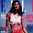 """Françoise d'Ormesson dans """"Elle"""", en kiosques le 24 mai 2019."""