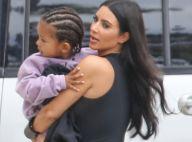 Kim Kardashian : North et sa cousine Penelope à croquer pour la messe de Kanye