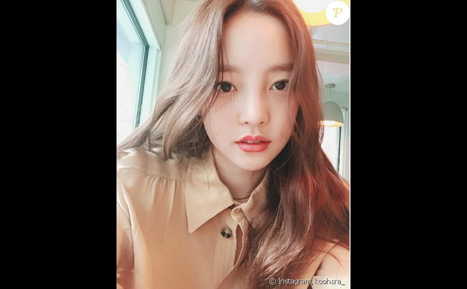 Hara sur Instagram.
