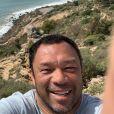Sunny Garcia, photo Instagram du 28 février 2019. Le 29 avril 2019, la World Surf League a révélé que le surfeur hawaïen et ancien champion du monde (2000) se trouvait hospitalisé en soins intensifs.