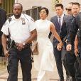 Cardi B se rend à nouveau au tribunal, elle est accusée d'être impliquée dans une bagarre qui s'est déroulée dans un club au mois d'octobre. New York, le 19 avril 2019.