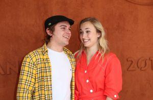 Chloé Jouannet : La fille d'Alexandra Lamy amoureuse à Roland-Garros