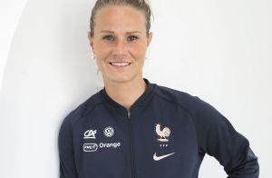 Amandine Henry, capitaine des Bleues :
