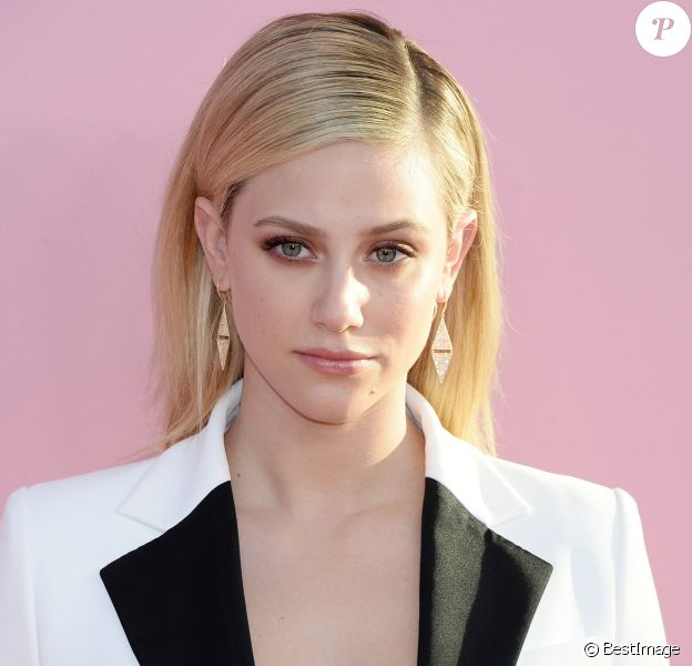 Lili Reinhart à la soirée CFDA Fashion Awards à New York, le 3 juin 2019.