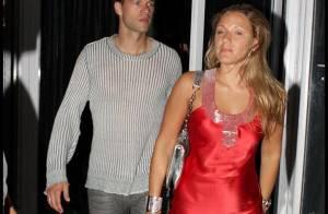 Le champion de foot Michael Ballack... encore une virée avec sa ravissante femme !