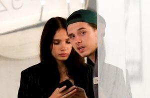 Joseph Baena, fils de Schwarzy, et Brooklyn Beckham réunis avec leurs amoureuses
