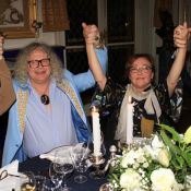 Pierre-Jean Chalençon : Folle soirée crêpes dans son palais, avec Catherine Frot