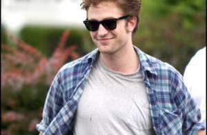Robert Pattinson n'est pas seulement sexy, il est aussi... très courageux !