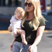 Hilary Duff : Son bébé de 7 mois hospitalisé, nuit d'angoisse