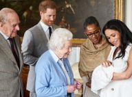 Meghan Markle et le prince Harry : une grande absente au baptême d'Archie ?