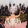 """Katy Perry - Arrivées des people à la 71ème édition du MET Gala (Met Ball, Costume Institute Benefit) sur le thème """"Camp: Notes on Fashion"""" au Metropolitan Museum of Art à New York, le 6 mai 2019."""