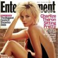 Charlize Theron superbe en couverture de Entertainement Weekly !
