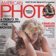 Charlize Theron superbe en couverture de American Photo !
