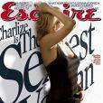 Charlize Theron superbe en couverture de Esquire !