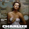 Charlize Theron superbe en couverture de GQ !