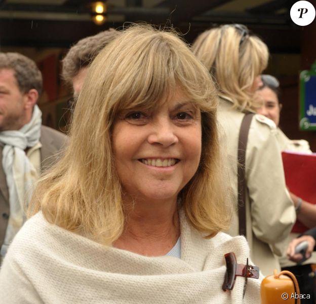 Chantal Goya à Roland Garros