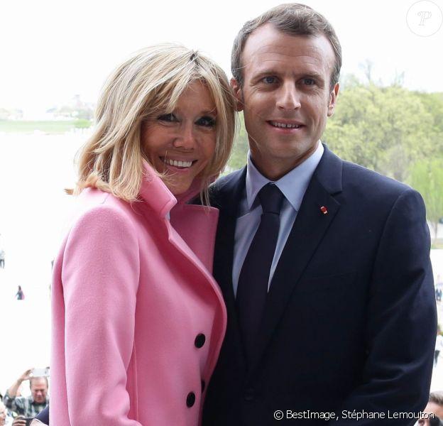 Brigitte Et Emmanuel Macron Ces Rituels De Couple Qu Ils Tiennent A Conserver Purepeople