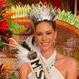 Matahari Bouquet, Miss Tahiti 2019 le 21 juin 2019.