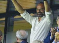 France-Brésil : Édouard Philippe se lâche en tribunes pour les Bleues